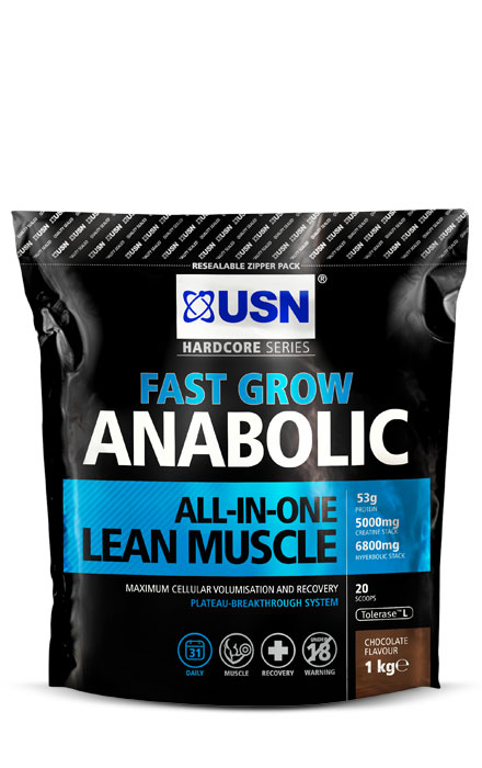 usn fast grow anabolic negative side effects